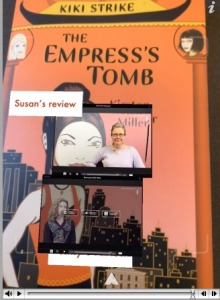 app-smashing Touchcast with Aurasma