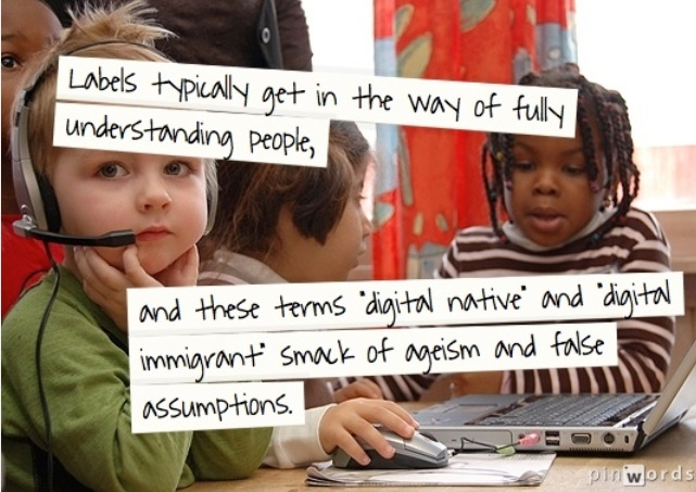 the digital native problem