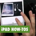 iPAd how to in a 1:1