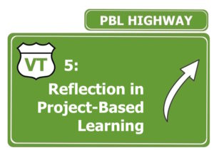 reflection in project-based learning
