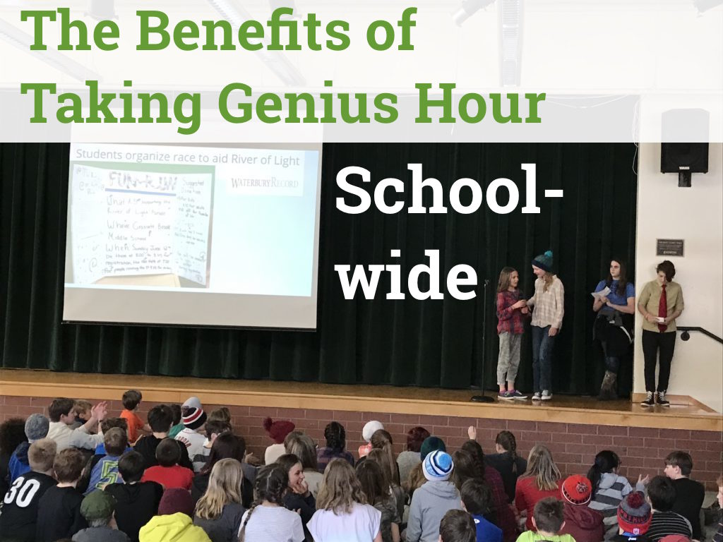 taking Genius Hour school-wide