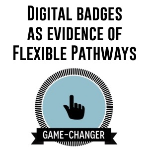 Students design digital badges - Innovation: Education
