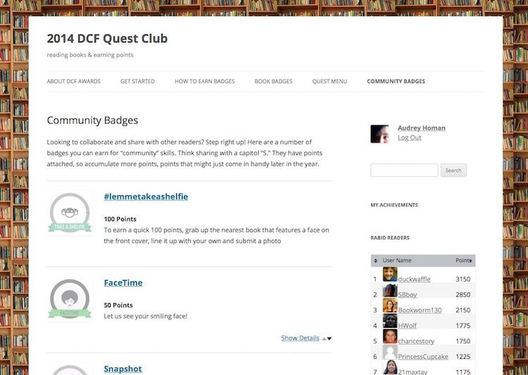 DCF Book Club