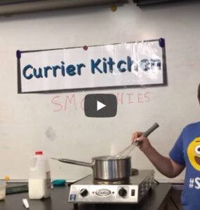 """Currier kitchen"""