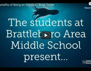 """The students at Brattleboro Area Middle School present..."""