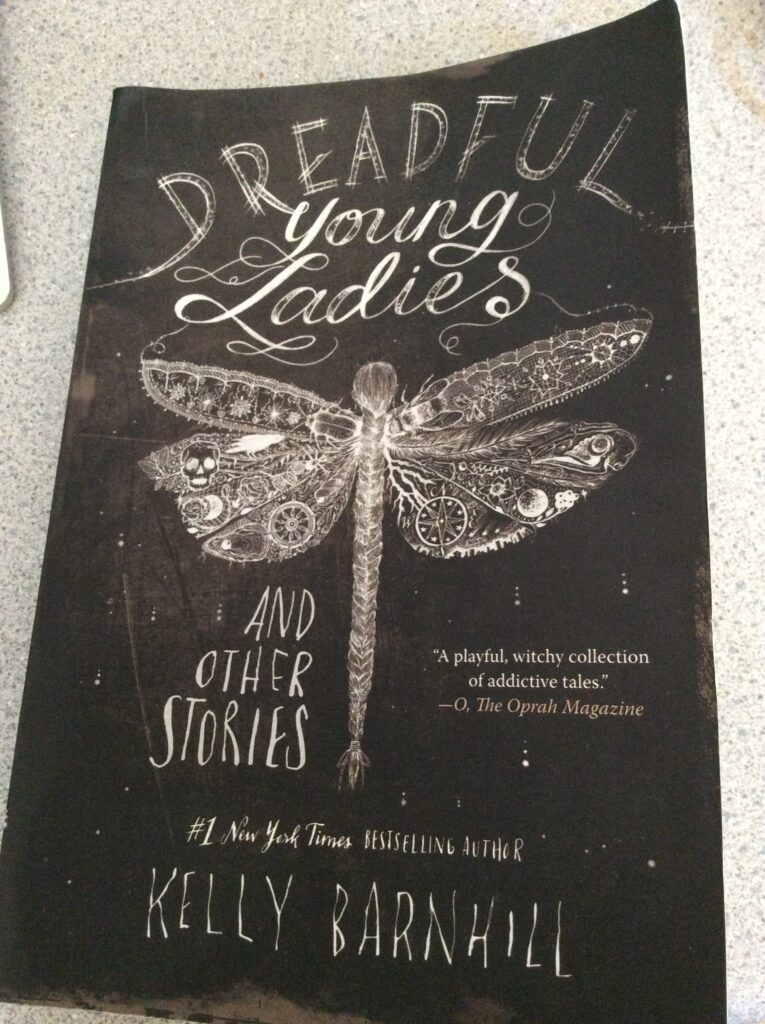 Dreadful Young Ladies, by Kelly Barnhill (cover image)