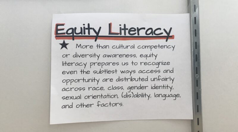 Equity Literacy Goal 5