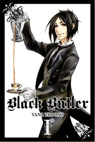 Black Butler Vol 1, by Yana Toboso