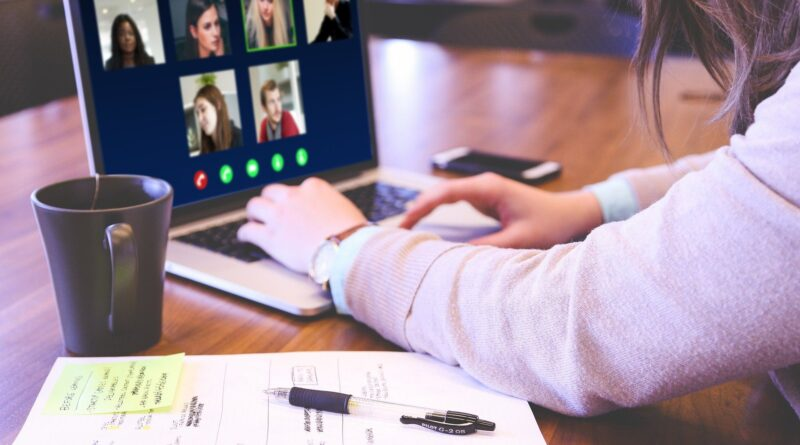 best practices for videoconferencing with students