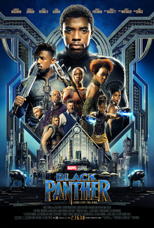 Children of Blood and Bone : Black Panther movie poster
