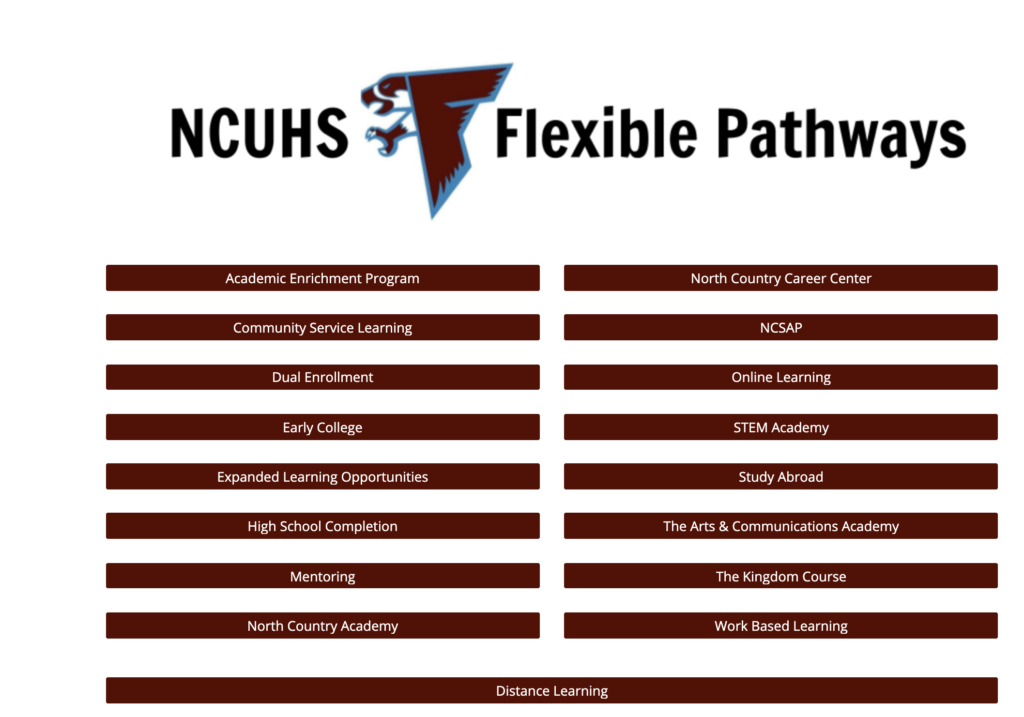 North Country Flexible Pathways