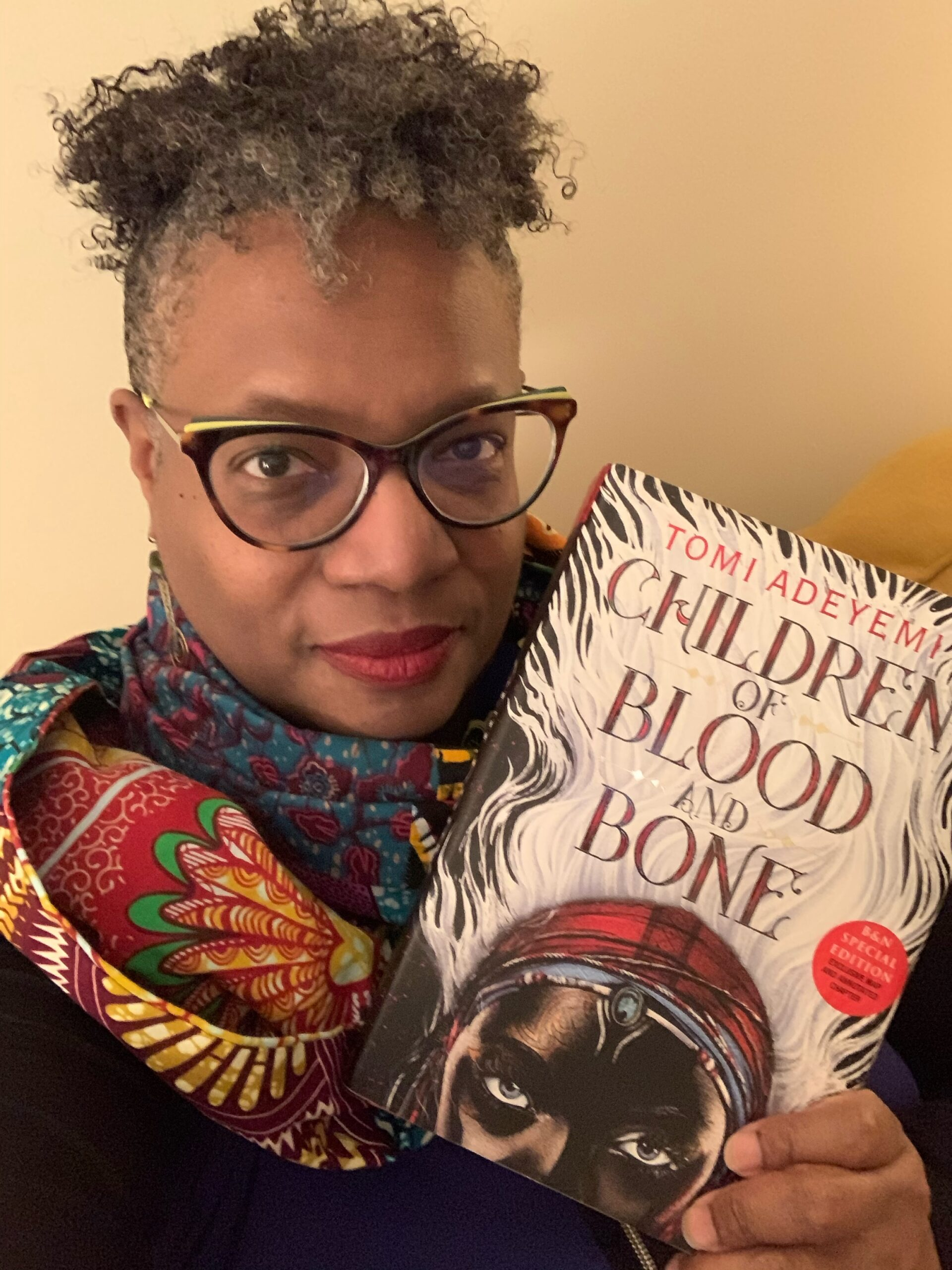 Children of Blood and Bone Erika Saunders