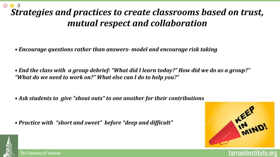 how to facilitate conversations