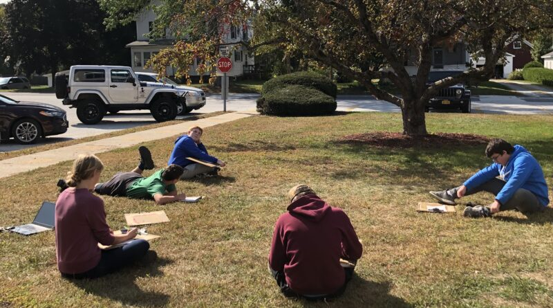 SEL and mindfulness at Proctor