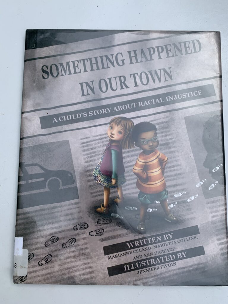 Something Happened in our Town picture books